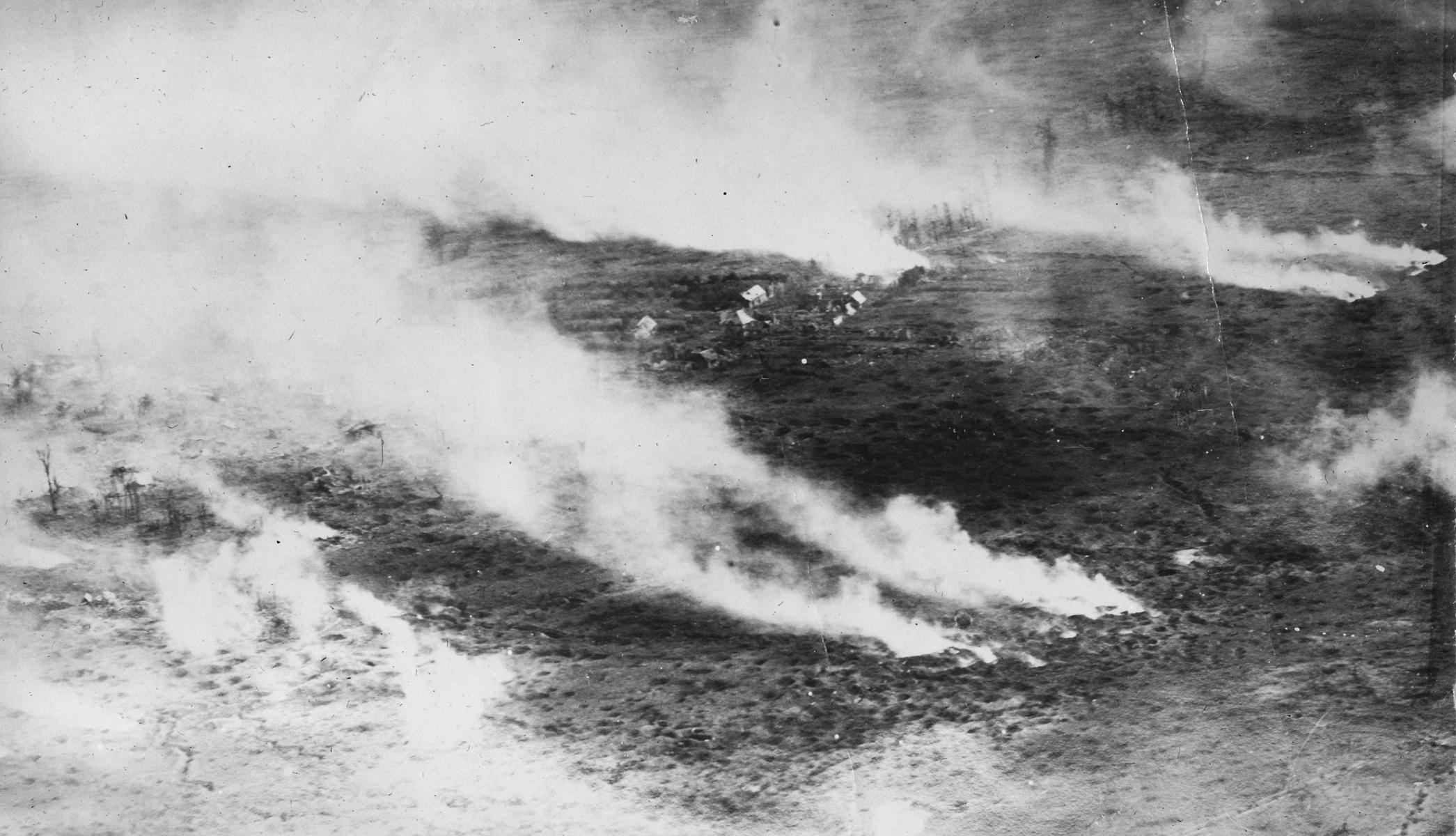 Znalezione obrazy dla zapytania atak gazowy