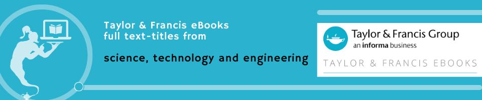 baner - ebooki Taylor & Francis